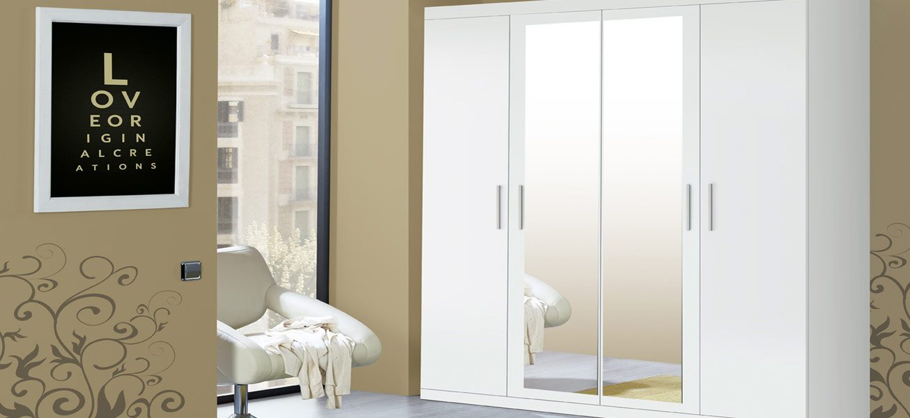 Wardrobes and Dressing Rooms | Muebles Gavira