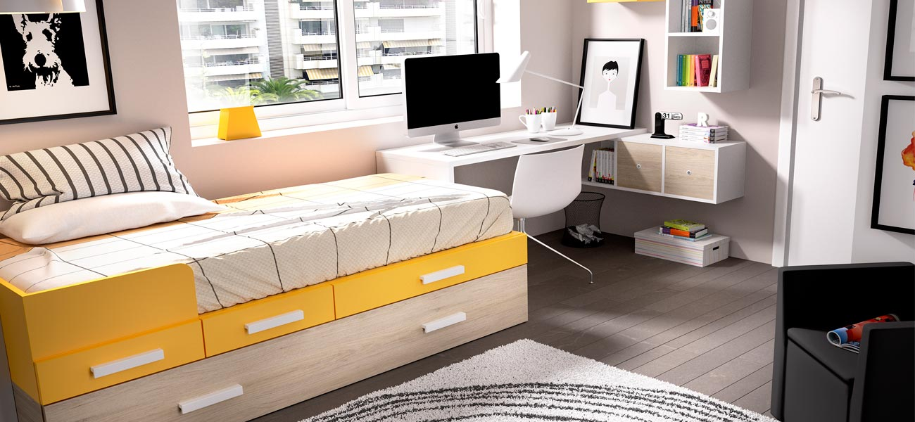 Dormitorios juveniles muebles gavira - Decoraciones para dormitorios juveniles ...