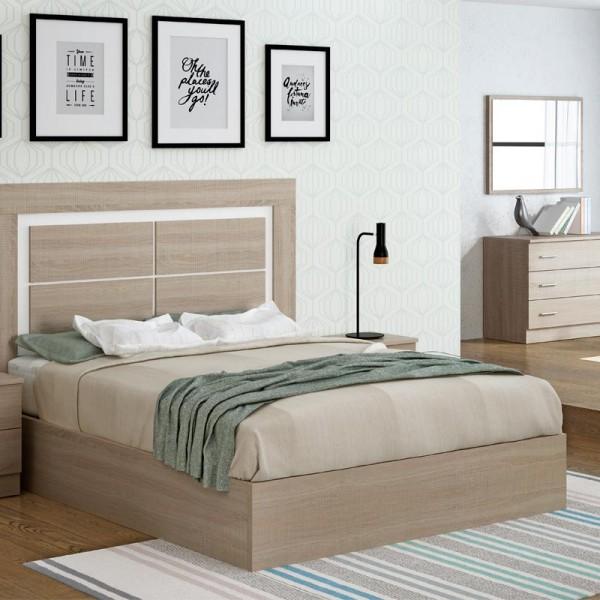 Dormitorio de matrimonio actual muebles gavira for Actual muebles